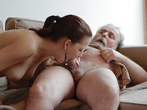 Red tube older men